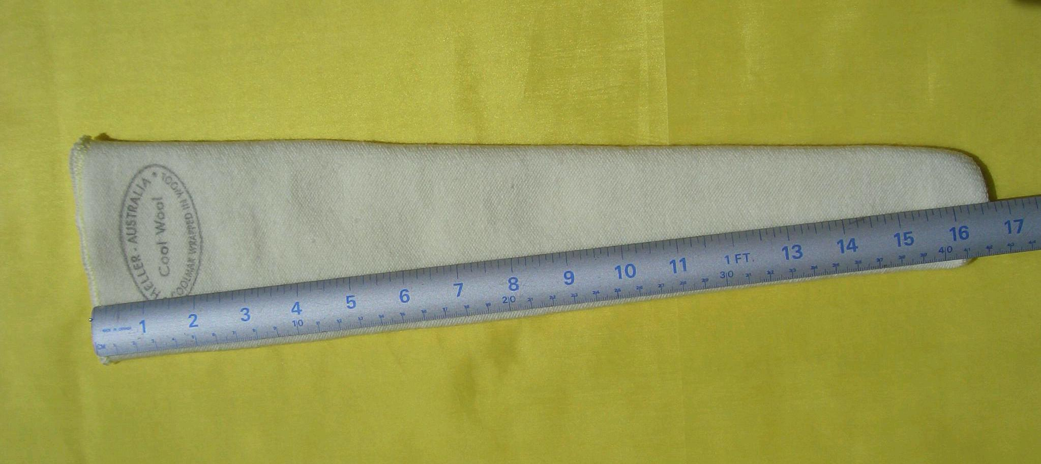 "Cool Wool 16"" Narrow"