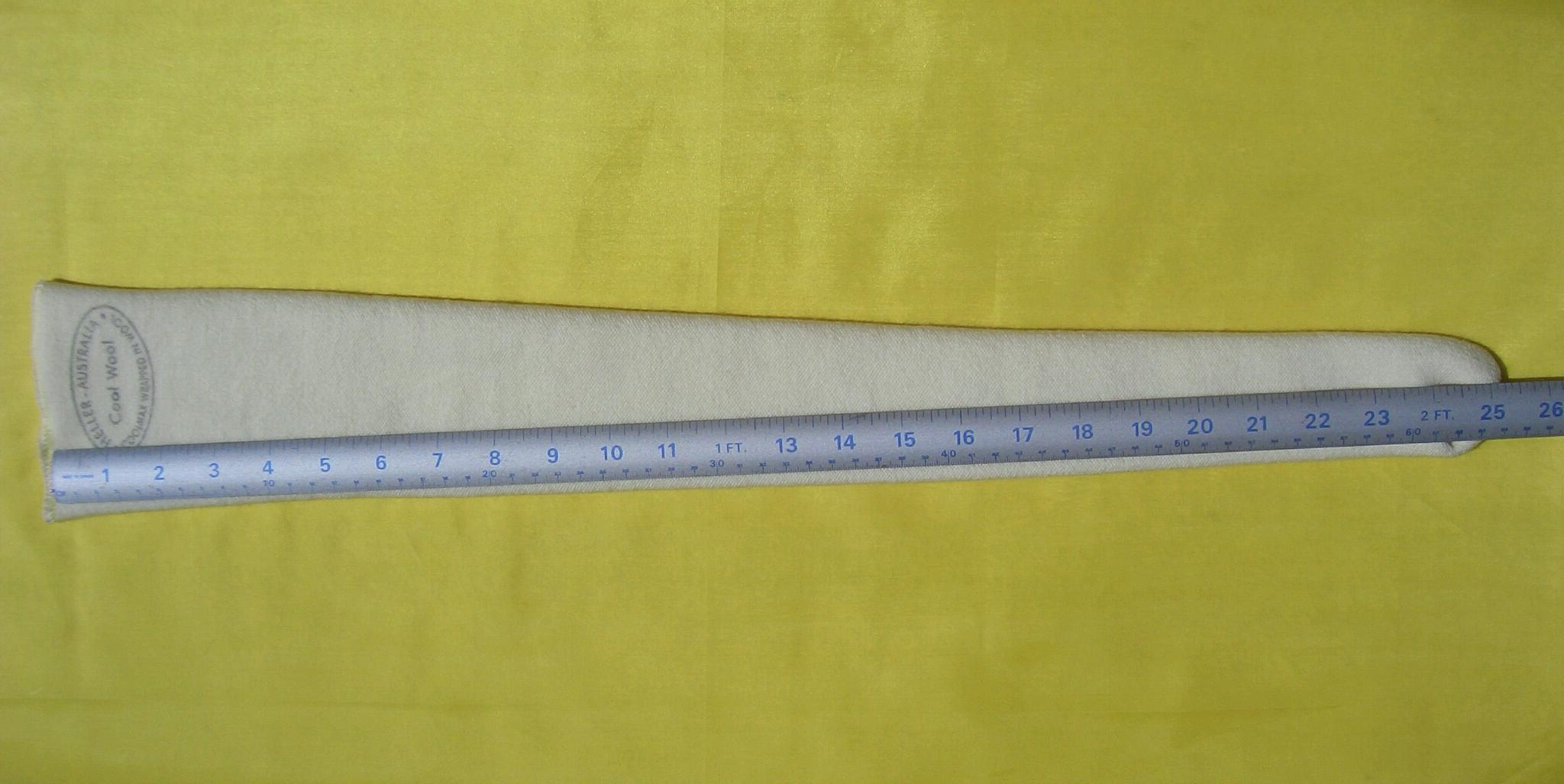 "Cool Wool 24"" Narrow"